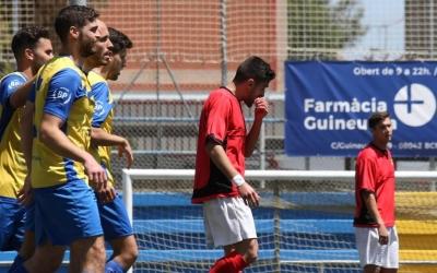 El Sabadell Nord acumula set jornades sense guanyar i es troba a dos punts del descens. | Sendy Dihör