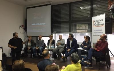 Tots els candidats a l'espai de l'Associació de Veïns de Covadonga | Ràdio Sabadell
