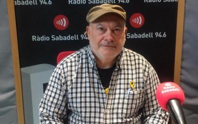 Antonio Recio és el president de l'Associació Veïnal de Torreguitart