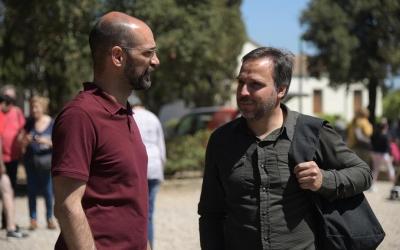 L'alcaldable Maties Serracant, a l'Aplec de la Salut | Roger Benet