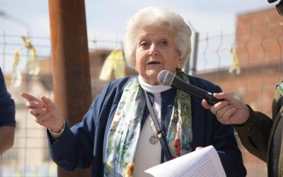 Enriqueta Camps, filla del primer regidor que va parlar del jardi del Vapor Cusidó | Roger Benet