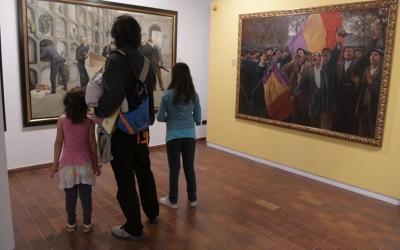 La col·lecció pictòrica del MAS | Roger Benet