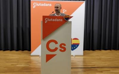 Adrián Hernández al Centre Cívic Can Deu | Cedida