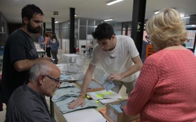 El PSC també ha estat la força més votada a les eleccions europees. | Roger Benet