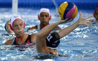 Eggens, en una acció amb la selecció canadenca | Canadian Olympic Committee