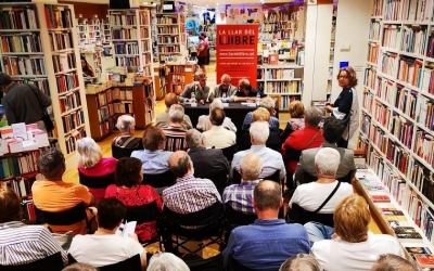 L'acte ha omplert La Llar del Llibre de gom a gom | PSC Sabadell