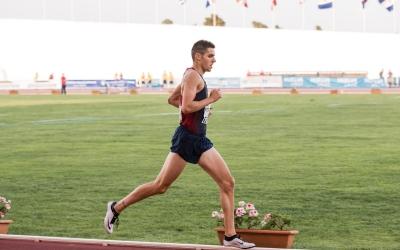 Alexis Rodríguez fa un parell d'anys al Meeting de Huelva | Sportmedia