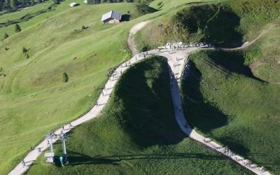 La Hero Dolomites deixa imatges espectaculars com aquesta | esMTB