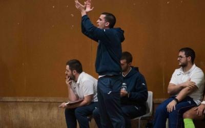 Burgos entrenarà el Club Natació Sabadell després de dues temporades a Can Colapi. | Roger Benet