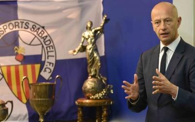 Esteve Calzada valorarà divendres l'actual moment del Centre d'Esports | Roger Benet
