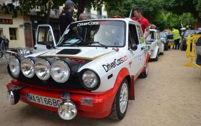 Giralt ve de fer una segona posició a la Nocturna del Bages. | Classic Motor Club del Bages