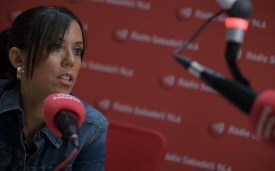 Marta Farrés, alcaldessa de Sabadell | Roger Benet