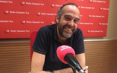 Jordi Obradors és coordinador de l'Observatori de Centres Urbans | Mireia Sans