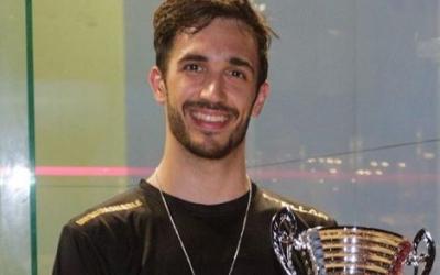 Pajares ha tancat de la millor manera possible el circuit internacional: aixecant el trofeu del Migdal Insurance de Tel Aviv. | Instagram
