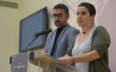 Glòria Rubio i Gabriel Feández | Roger Benet