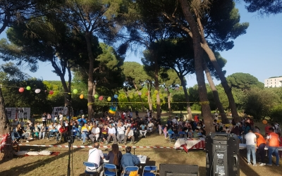 Celebració de la Primavera Amaziga a Can Rull | Cedida
