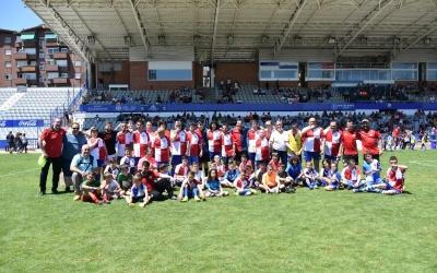El Sabadell Inclusiu ha viscut una temporada inoblidable.   Críspulo Díaz