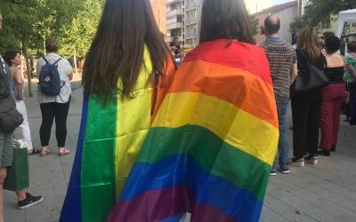 L'acte l'ha presentat la sexòloga Laura Clotet, col·laboradora de Ràdio Sabadell | Marta Valverde
