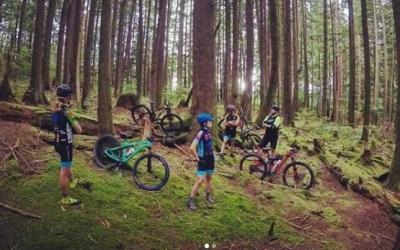 Xinxó ja gaudeix de les terres canadenques abans d'afrontar la cursa més esperada de l'any. | Instagram
