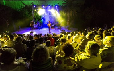 El concert de Mishima ha tancat la tercera edició del Fresc | Berta Tiana