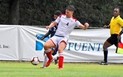 López, en un partit amistós contra Cuba d'ara fa unes setmanes | @sedofutbol
