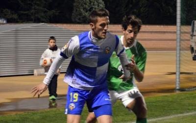 Imatge del partit de Copa Catalunya del 2014 a Ascó   Roger Benet