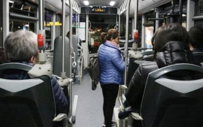 Imatge d'un autobús de la TUS | Norma Vidal