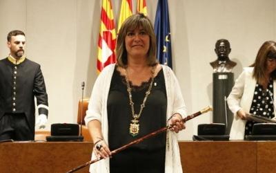 Núria Marín, nova presidenta de la Diputació de Barcelona | ACN