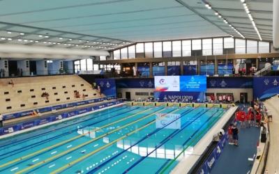 La competició de natació a la Universíada de Nàpols es va clausurar sense medalles per als participants del Club.   @Napoli2019_ita