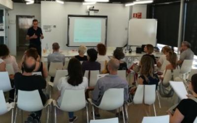 Taller participatiu en un espai de divulgació digital | Cedida
