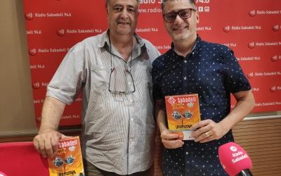 Josep Querol i Juan Reyes, impulsors del primer Vermutapa | Pau Duran