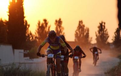 Imatge de la prova disputada a la localitat d'Arguedas (Navarra). | RFEC