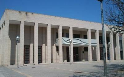 Imatge del centre cívic de la Creu de Barberà | Cedida