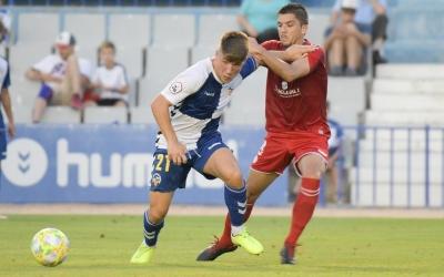 Rey es desempallega del seu marcador diumenge al Sabadell-Castellón | Roger Benet
