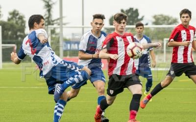 Imatge de l'Athletic-Sabadell disputat diumenge a Lezama   zabaletafotografia.com