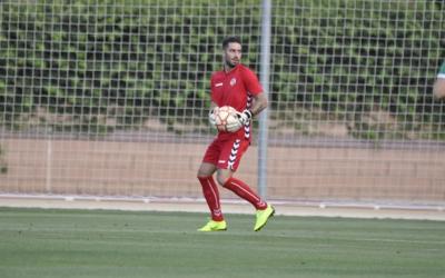 Mackay va estar molt encertat en el partit de Copa Catalunya dissabte a Ascó | Críspulo Díaz