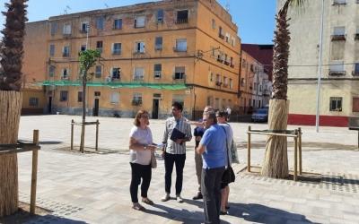 Gibert acompanyat de tècnics a l'espai de Navacerrada | Twitter