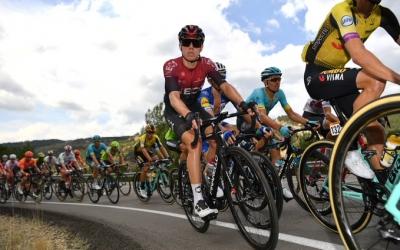 De la Cruz, a l'etapa d'avui | Team INEOS