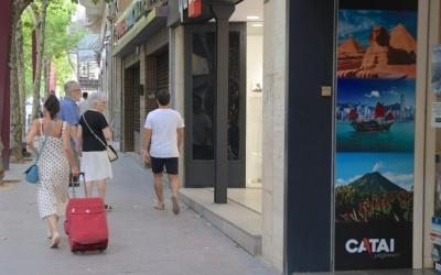 Molts sabadellencs comencen avui les vacances d'estiu | Roger Benet