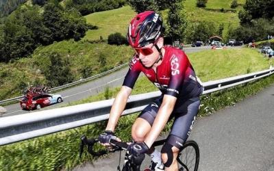 De la Cruz torna a la competició amb la disputa de la Vuelta a Burgos. | Instagram