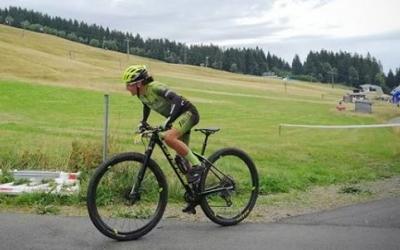 Pacios ja es troba a Suïssa per disputar la Grand Raid. | Instagram