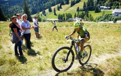 Acabada la Rothaus Bike Giro, Pacios se centrarà ara en la tercera prova de l'Alpine Cup a Suïssa.   Instagram