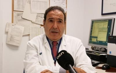 Diego Palao, director executiu de Salut Mental de l'Hospital de Sabadell | ACN