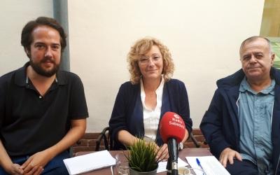 Edu Navarro, Eva Guerra i Josep López/ Karen Madrid