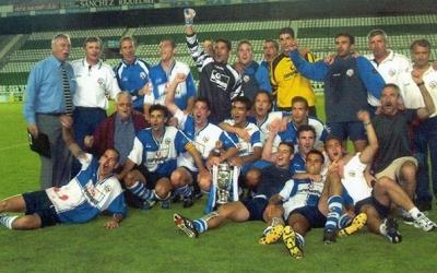 El Sabadell va guanyar la Copa Federació l'any 2000 a Elx | CES