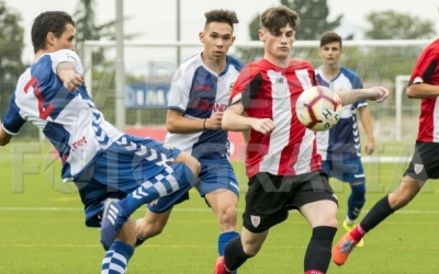 El Sabadell juvenil és tercer a Nacional Juvenil. | zabaletafotografia.com