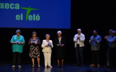 La 4a Gala de l'STA es s'ha celebrat al Teatre Principal| David Bisbal