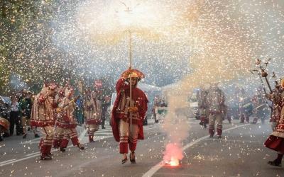 Cercavila infernal de la Festa Major del 2018/ Roger Benet