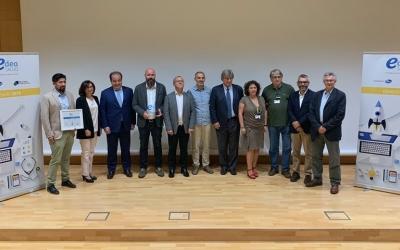 Els finalistes dels premis i investigadors aquest matí a l'entrega dels guardons | Fundació Pfizer
