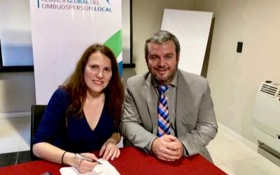 EvaAbellán és vicepresidenta primera del Consell Rector de l'AGOL | Cedida